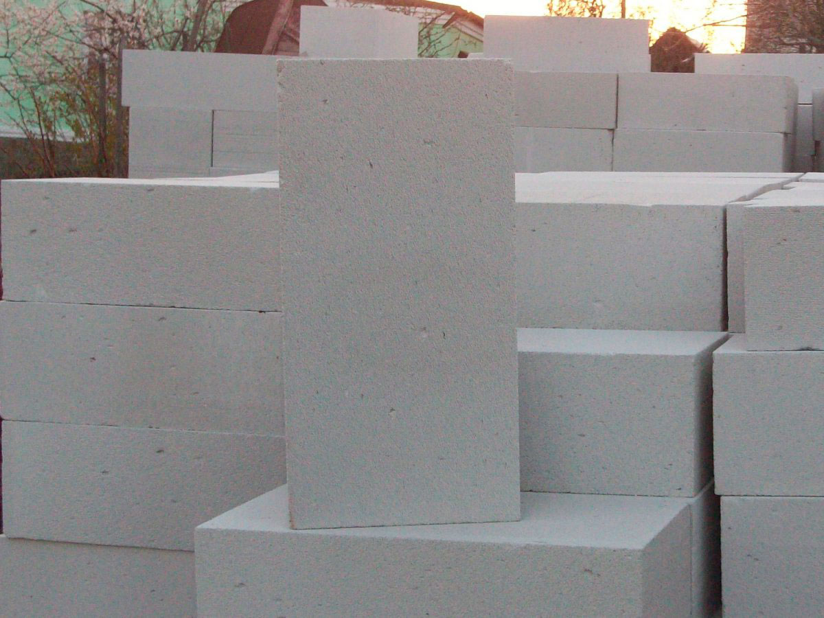 газосиликатные бетоны