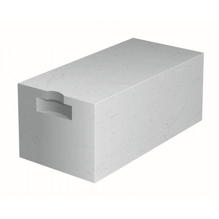 газосиликатный блок с захватом
